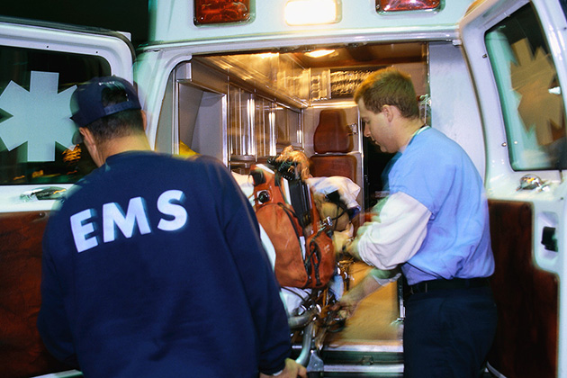 EMS Awareness Week, May 15 - 21